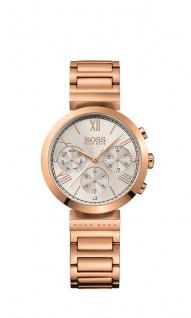 Hugo Boss Damen Uhr Classic Women Sport Edelstahl rosé gold, 1502399