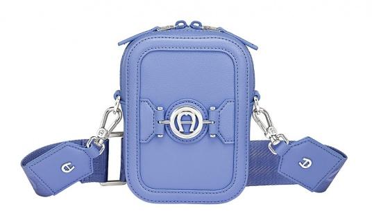 Aigner Umhängetasche Luana XS, Bellflower Blue 132173