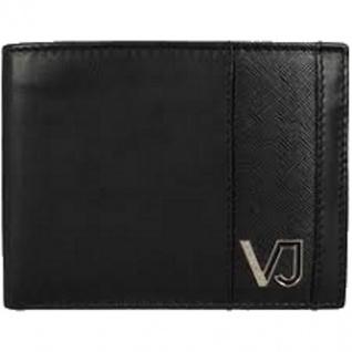 Versace Jeans Portemonnaie, Schwarz, E3YRBPA1