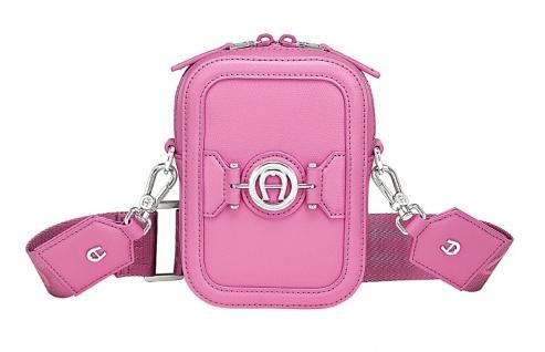 Aigner Umhängetasche Luana XS, Blossom Pink 132173