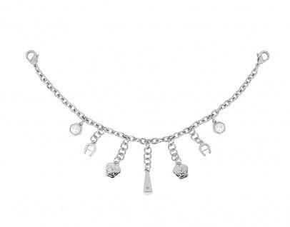 Aigner Taschenanhänger Charivari, Silber 160666