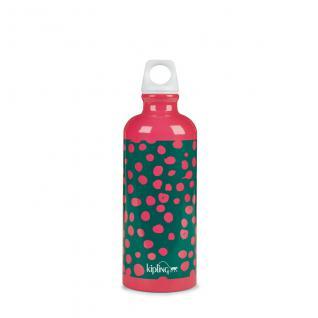 Kipling Trinkflasche / Drinking Bottle, Dot Play Print