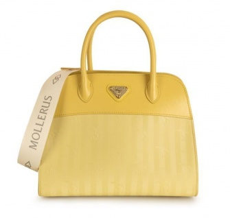 Maison Mollerus Vinerus Ginger Handtasche, Yens Gold