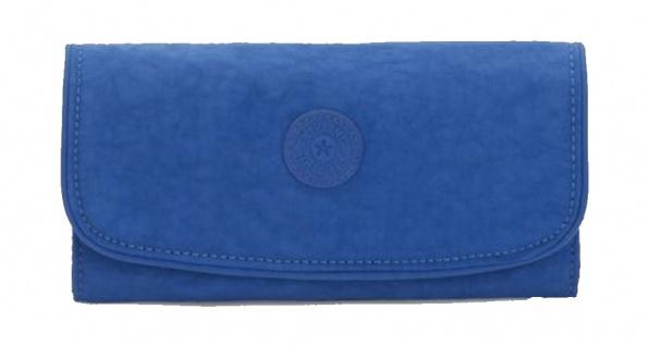 Kipling Portemonnaie Money Land, Wave Blue - Vorschau 1
