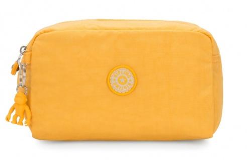 Kipling Kosmetiktasche Gleam, Vivid Yellow