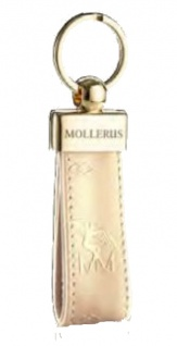 Maison Mollerus Vinerus Star Gold Schlüsselanhänger, Rigi Gold