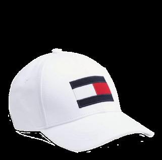 Tommy Hilfiger Big Flag Baseball Cap, Weiß - Vorschau 2