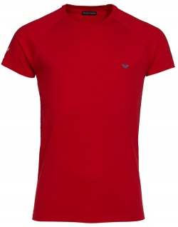 Emporio Armani T-Shirt, Rot 111231