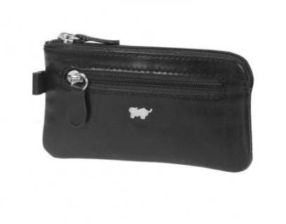 Braun Büffel Schlüsseletui Gaucho, schwarz 30027