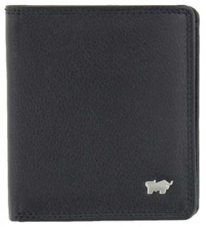 Braun Büffel Geldbörse Golf Edition Schwarz, 90328