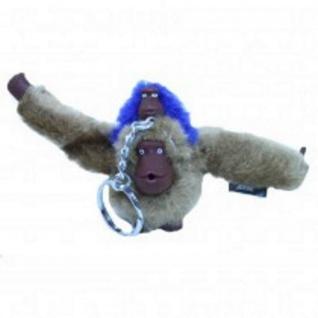 Kipling Taschenanhänger / Schlüsselanhänger, Affe mit Kind - Josse
