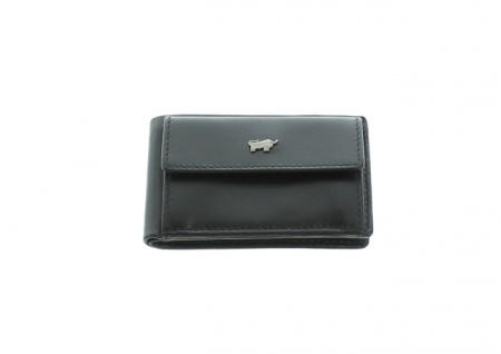 Braun Büffel Geldbörse S Livorno schwarz, 67111