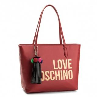 Love Moschino Shopper, Rot - Vorschau 1
