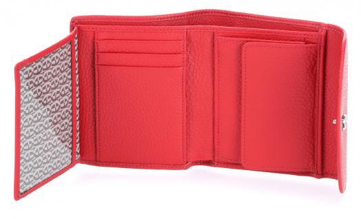 Aigner Portemonnaie klein, 152206 rot - Vorschau 3