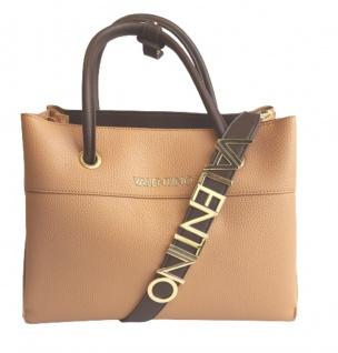 Valentino Bags Handtasche / Umhängetasche Alexia, Camel / Multicolor