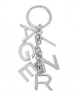 Aigner Schlüsselanhänger Silber, 180096