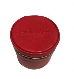 Bogner Schmuckbox Lightweight-Cable Pouch, rot