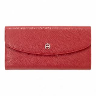 Aigner Portemonnaie groß, 156582 rot - Vorschau 3