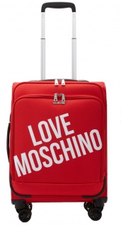 Love Moschino Trolley, Rot