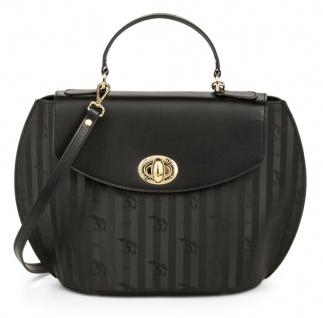 Maison Mollerus Vinerus Black Handtasche, Bodino Gold