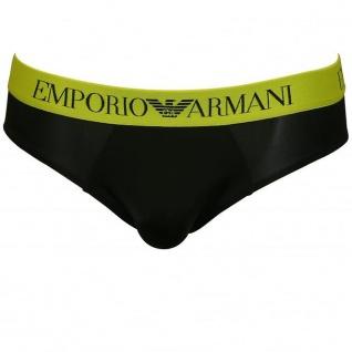 Emporio Armani Emporio Armani Underswim, Waterproof Underwear, Slip schwarz, 110814 Größe XL - Vorschau 1