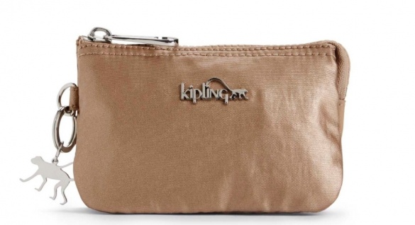 Kipling Kosmetiktasche Creativity S, Dusty Metal