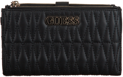 Guess Portemonnaie / Clutch Brinkley Black