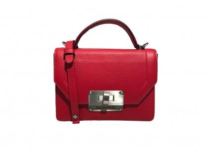 Valentino Umhängetasche Lady Leather Bag Girello, Rosso - Vorschau 1