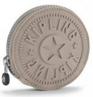 Kipling Mini Geldbörse/ Etui Aeryn, Warm Grey