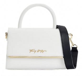 Tommy Hilfiger Handtasche / Umhängetasche Modern Bar, Weiß