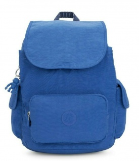 Kipling Rucksack City Pack, Wave Blue