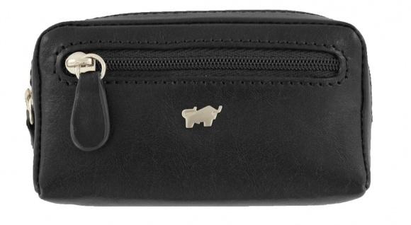 Braun Büffel Schlüsseletui Gaucho schwarz, 30030