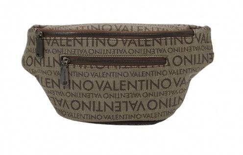 Valentino Bags Bauchtasche / Gürteltasche Futon, Taupe/Multicolor