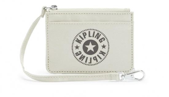 Kipling Mini Geldbörse Cindy, Dynamic Silver