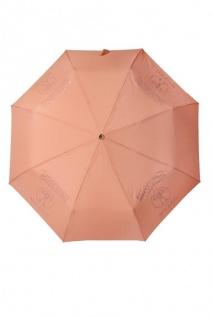 "Moschino Taschenschirm "" Lettering"" Mini Automatik, Pink"