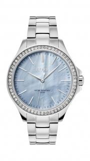 Hugo Boss Damen Uhr Victoria Edelstahl, 1502457