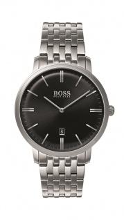 Hugo Boss Herren Uhr Tradition Edelstahl, 1513536