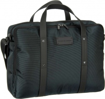 Porsche Design Cargon 2.5 BriefBag M2 / Umhängetasche, dark blue