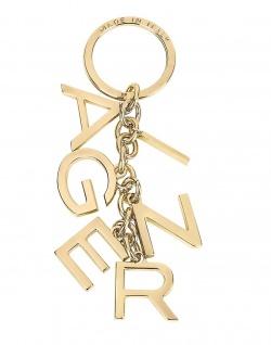 Aigner Schlüsselanhänger Gold, 180096