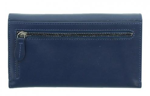 Braun Büffel Geldbörse Soave Navy / Blau, 28352 - Vorschau 4