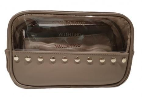 Valentino Kosmetiktasche 3in1 Avatar, Taupe