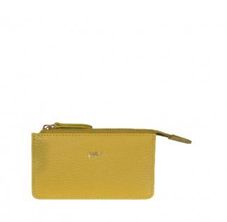 Braun Büffel Schlüsseletui Asti Green Curry, 50400