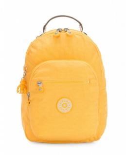 Kipling Rucksack Seoul S, Vivid Yellow