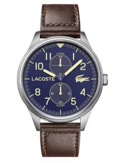 Lacoste Herren Uhr Lacoste Continental Braun, 2011040