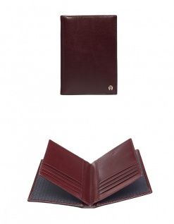 Aigner Ausweis-/ Karten-Etui 155041 bordeaux