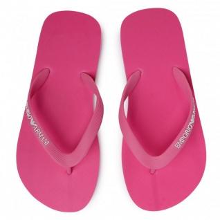 Emporio Armani Zehentrenner / Badeschuhe, Pink X4QS04