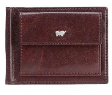 Braun Büffel Geldbörse / Dollarclip Country, palisandro 33007