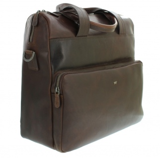 Braun Büffel Duffle Bag / Reisetasche Parma Braun, 75368 - Vorschau 2