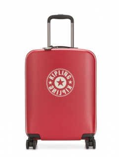 Kipling Trolley Curiosity S, Lively Red
