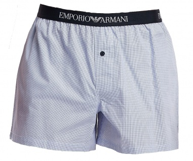 Emporio Armani Herren Boxershorts, Blau 110991